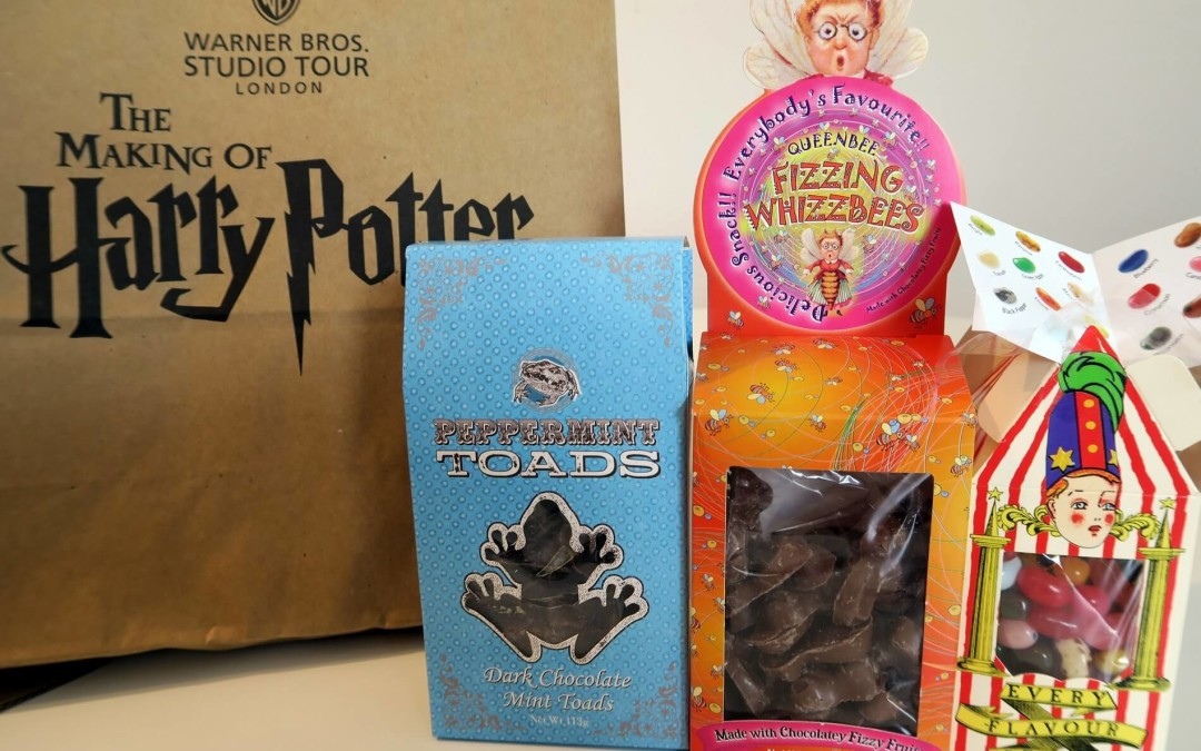 Tasting Harry Potter Treats: would you eat a Bogey flavoured jelly bean?