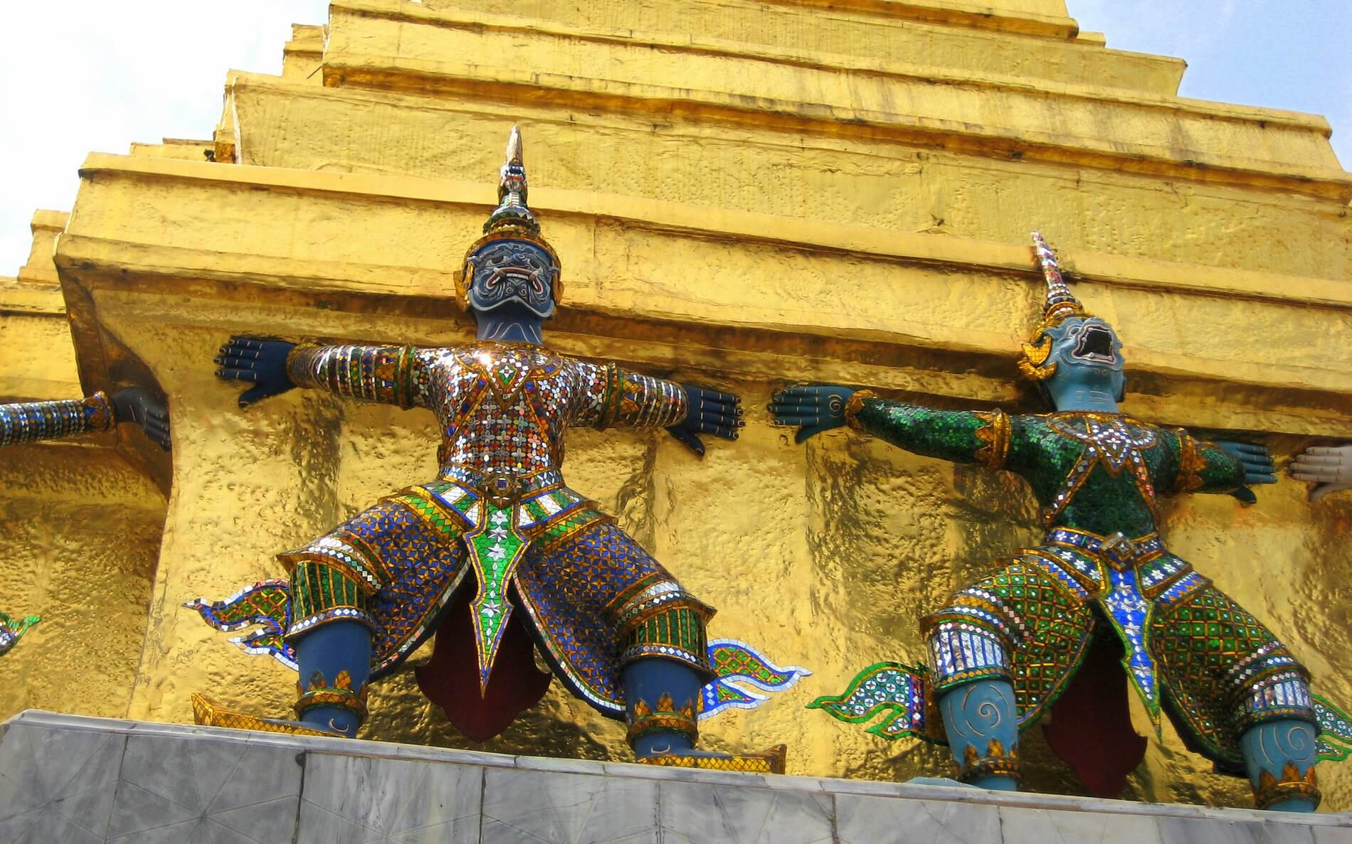 Finishing up in Bangkok – the last of our SE Asia trip