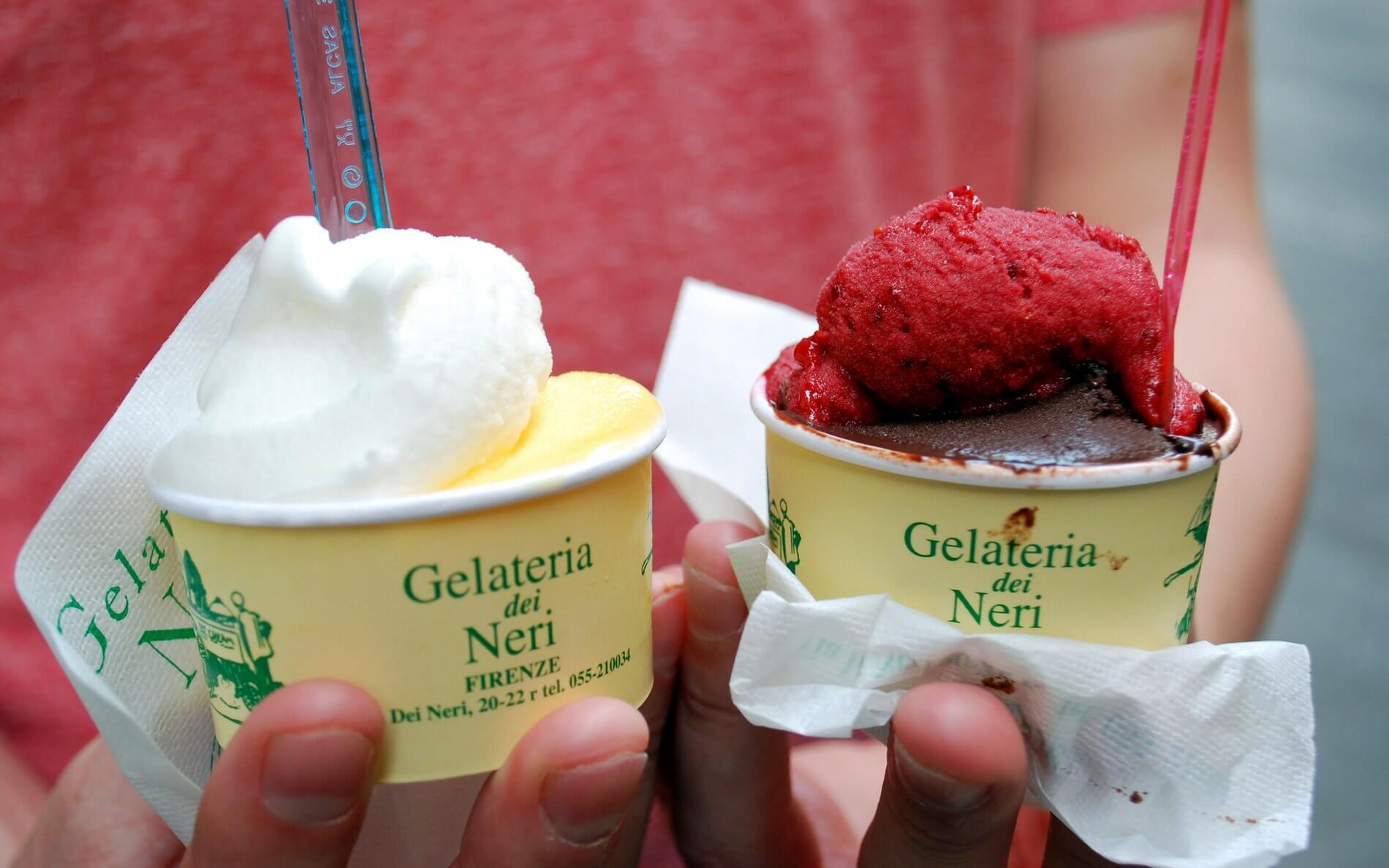Eating ALL the Gelato in Florence
