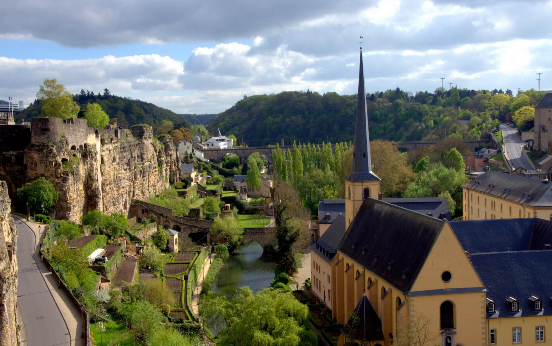 Losing My Wallet in Luxembourg