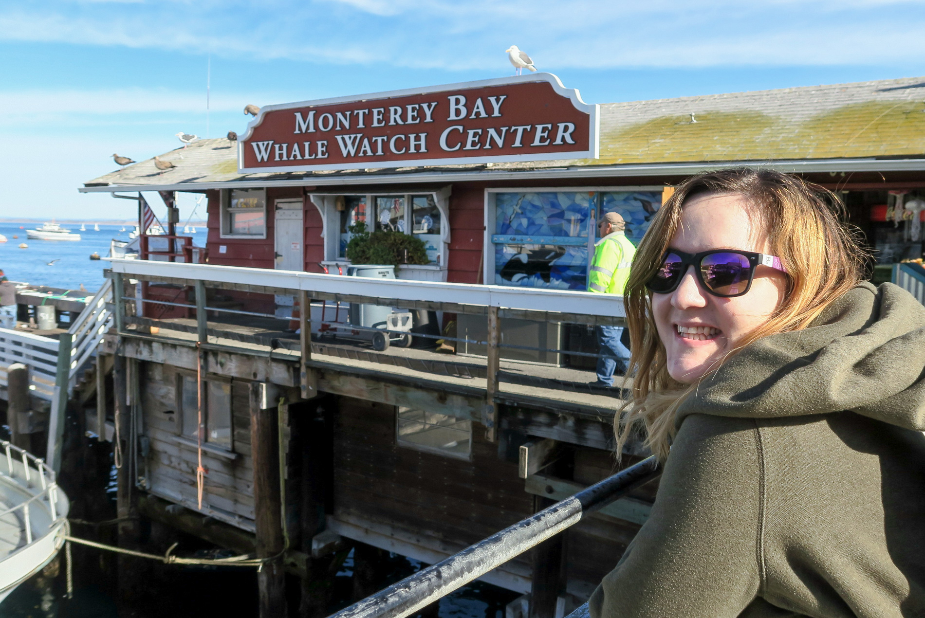 Whale Watching in Monterey: Pacific Coast Highway Road Trip Day 1