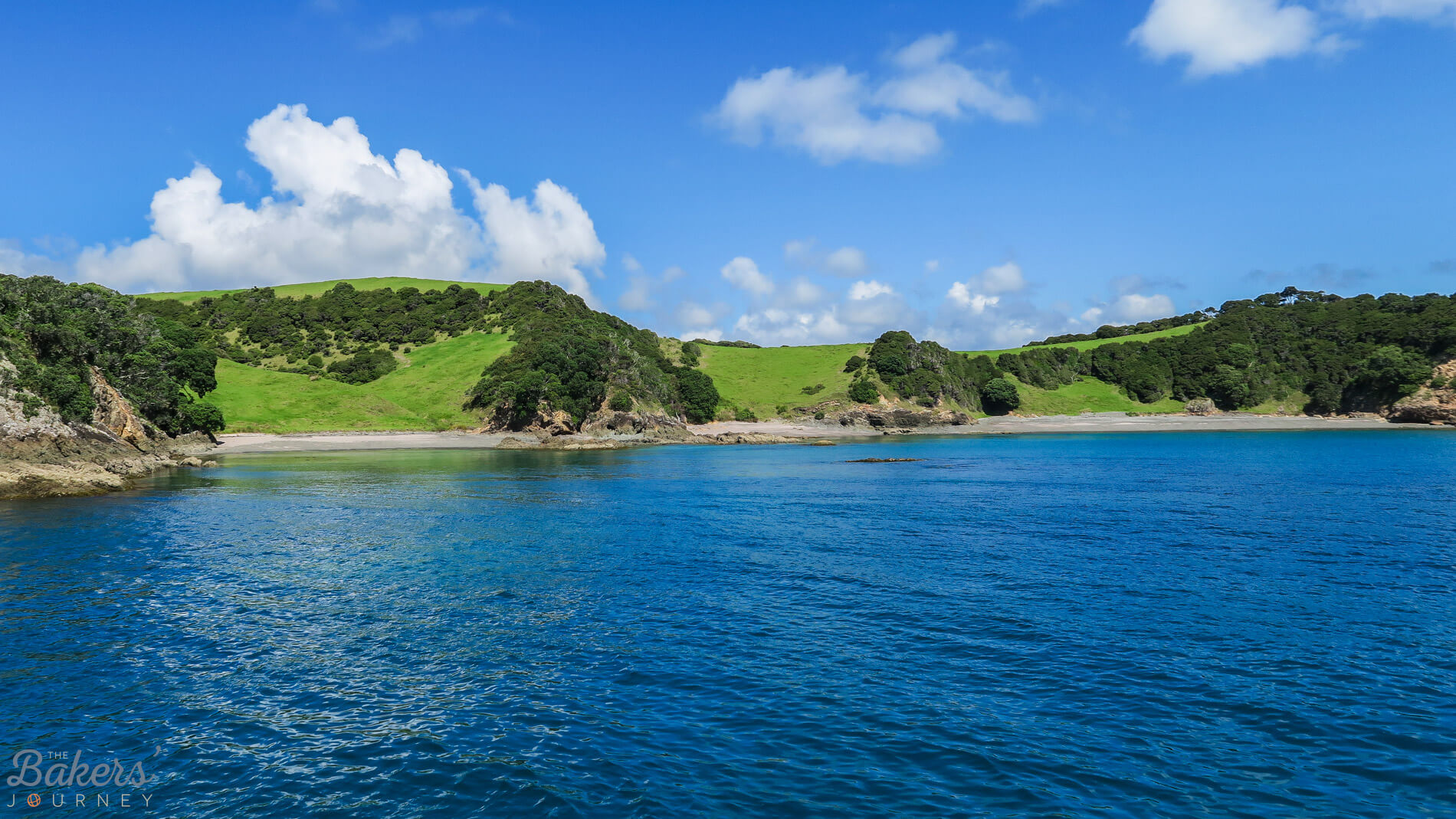 Touring the Turquoise Water of the Bay of Islands