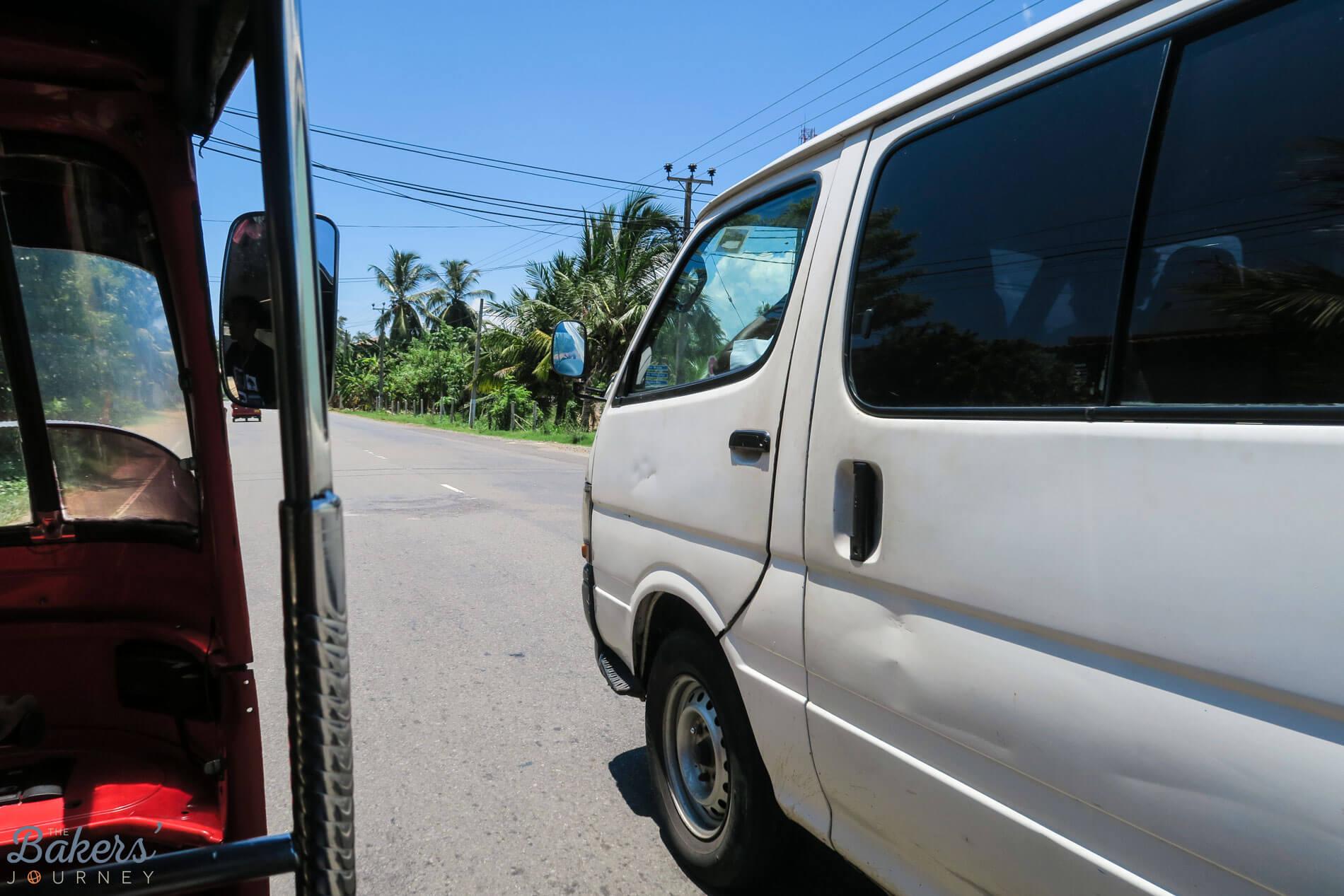 How to Drive in Sri Lanka